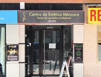 entrada centro estetica