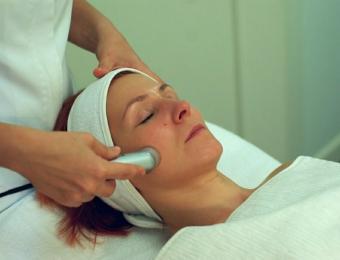 tratamiento facial en centro estetica